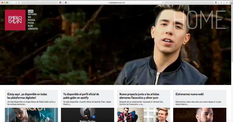 web Pablo