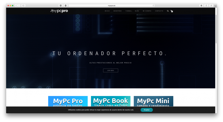 web mypcpro